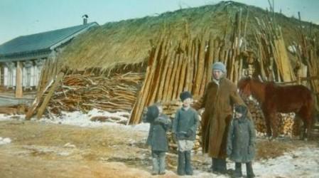 1917 жылғы Ресейдің фотосуреттері табылды