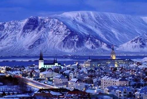 Исландия елі