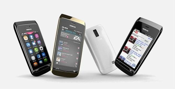 Nokia Asha 310 – екі SIM-карталы бюджетті телефон