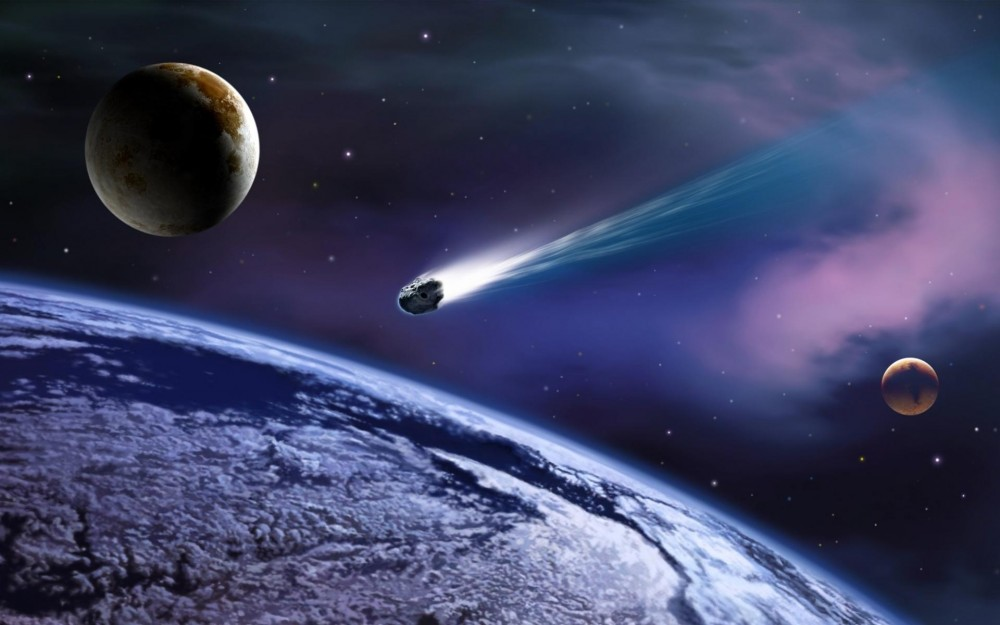 Видео: Метеорит деген не?