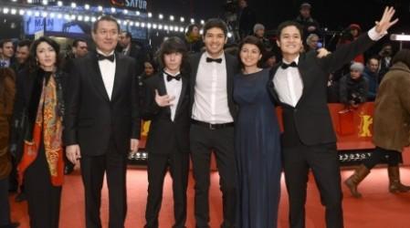 Берлиналеде қазақ киносы «Күміс аю» сыйлығын алды