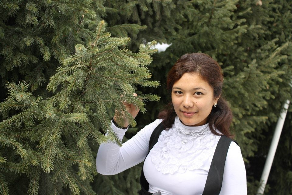 Назира Бурханова: