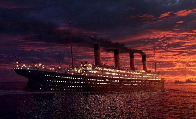 Қытайда жаңа Титаник соғылмақ