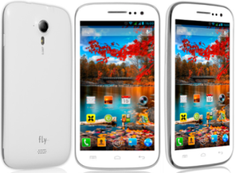 Fly IQ451 Vista: 4 ядролы смартфон