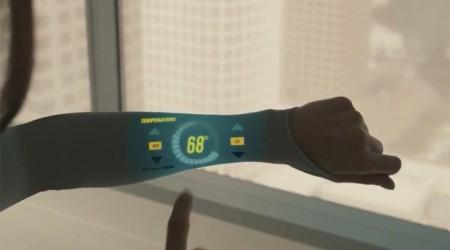 Болашақтың интерактивті костюмі (Видео)