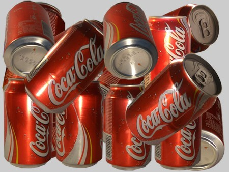 Кока-кола ішкеннен кейін...