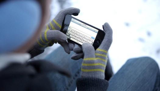 Суықтың смартфондарға әсері