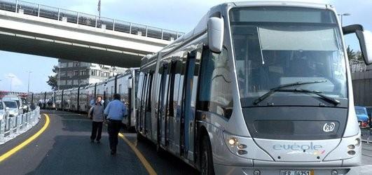 Астанада метробустар іске қосылады