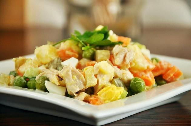 Аңыз салат немесе нағыз
