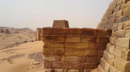 Мысырдан тағы бір жаңа пирамида табылды