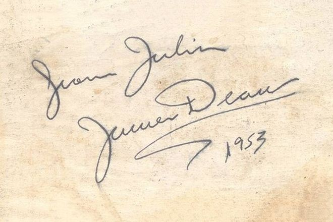 Ең қымбат автографтар