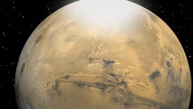 Марста да қар жауады