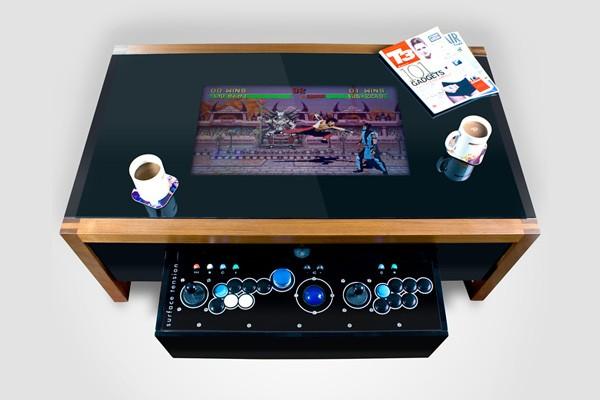 Геймерлерге арналған кофе-стол