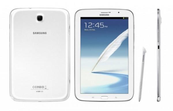 Samsung компаниясы Galaxy Note 8.0 планшетін таныстырды