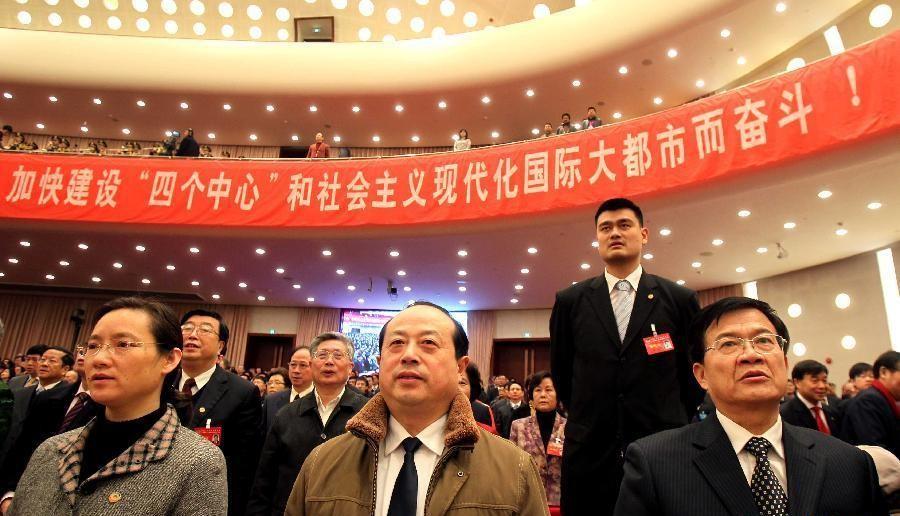 Яо Мин саяси кеңестің мүшесі болды