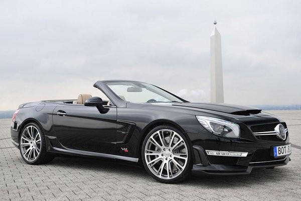 Mercedes-Benz SL 65 AMG көлігінің алғашқы суреттері пайда болды