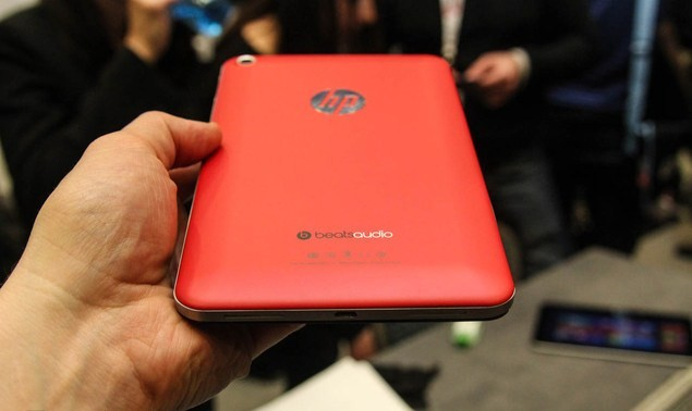 HP Slate 7 – 7-дюймды бюджетті Android-планшеті