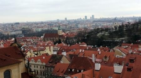 Прага – құпияға толы шаһар. Екінші бөлім
