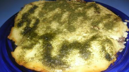 Мәзір: Картоп пісірмесі