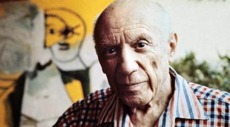Реставраторлар Пикассоның белгісіз суретін тауып алды