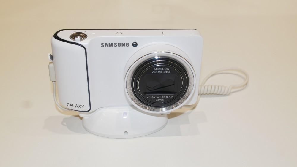 Samsung Galaxy Camera фотоаппараты