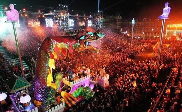 Ниццада кезекті карнавал басталды