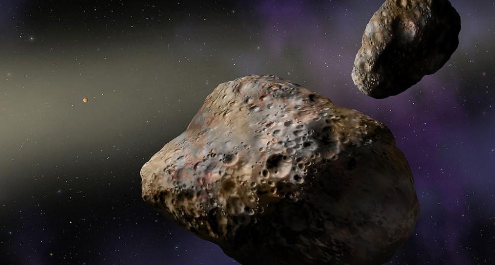 Кеше Жердің қасынан 17 метрлік астероид ұшып өтті