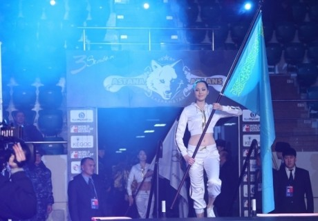 WSB сериясының финалы Астанада өтетін болды