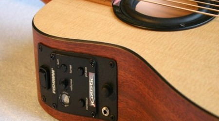 iCoustic Wireless Bluetooth Guitar – Bluetooth-ды қолдайтын акустикалық гитара