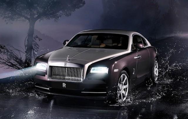 Rolls-Royce ең қуатты автокөлігін таныстырды
