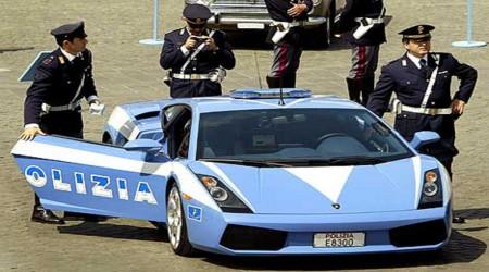 Әлем полицейлерінің қызықтары
