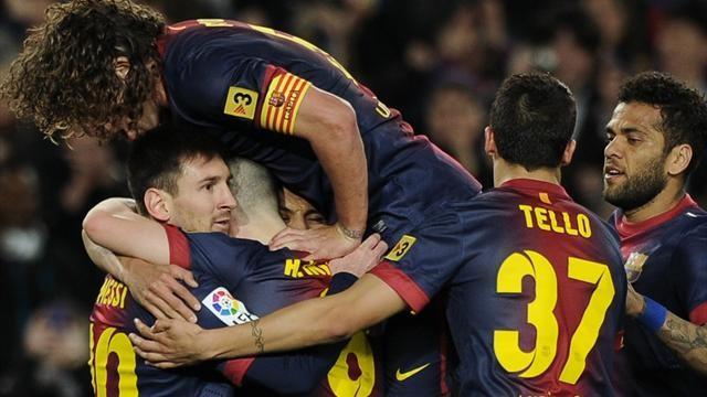 «Барселона» «Милан» клубын жеңу үшін музыка пайдаланбақшы