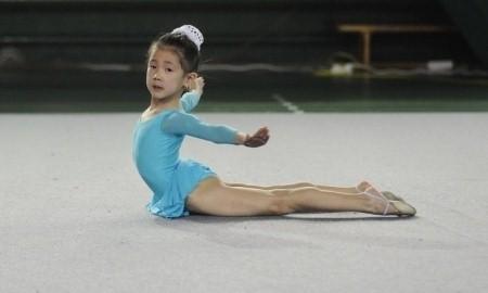 Астанада жас гимнасттар сайысты