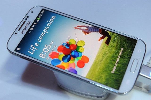 Samsung Galaxy S4 таныстырылды