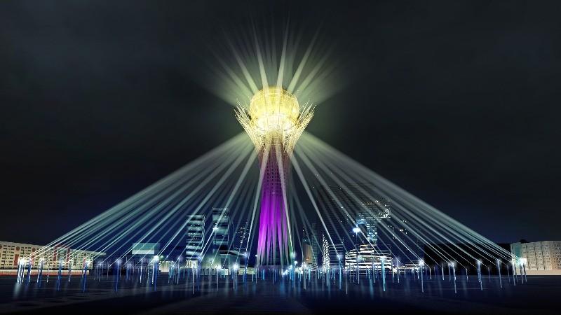22 наурыз. Астаналықтар жарық шоуына куә болады