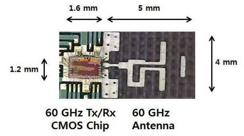 Жаңа сымсыз микрочип WiFi желісінен 50 есе жылдам жұмыс жасайды