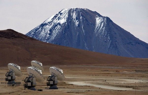 Чилиде әлемдегі ең үлкен радиотелескоп ашылды