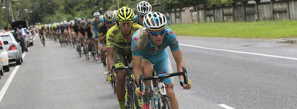Astana Pro Team 68-Dwars door Vlaanderen-да бақ сынайды