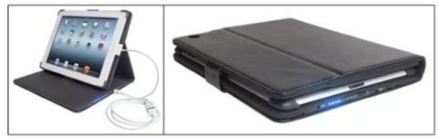 iPad планшетінің жұмыс уақыты Props Power Case есебінен ұзаратын болды