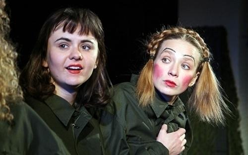 Неміс Драма театры - неміс халқының мәдени мекені