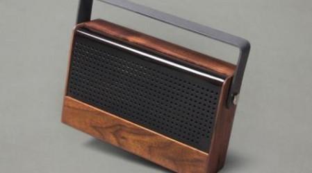 Kendall – ретро стиліндегі Bluetooth-аудиожүйесі