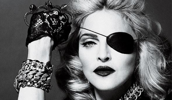 Мадонна жайлы 10 факт