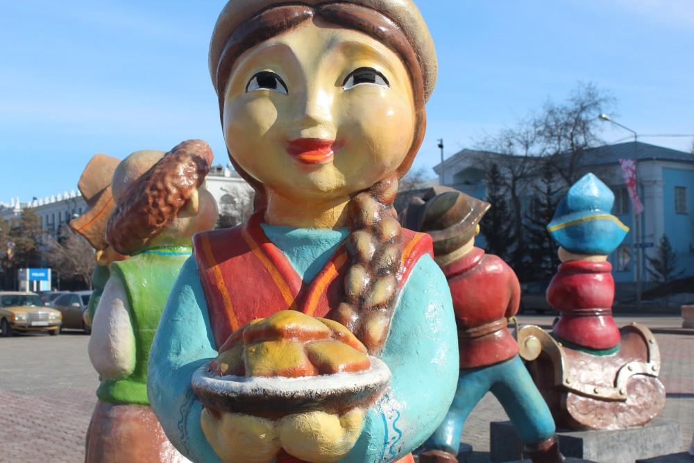22 наурыз. Астана төріндегі Наурыз мерекесі