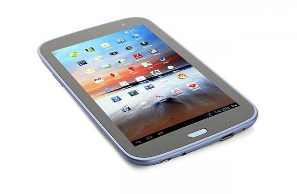 Hyundai T7S — төрт ядролы жаңарған Android-планшеті