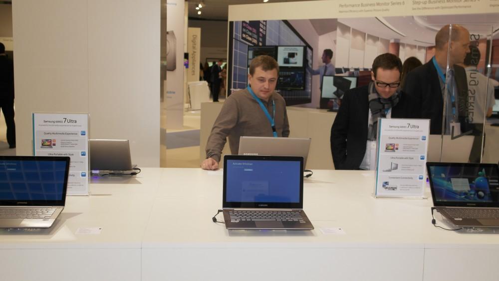 Samsung 7 Ultra сериясының жаңа ноутбугы