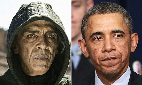Обаманың екінші «бейнесі»