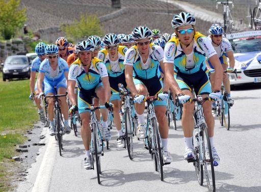 Үздік велоспортшылар мен командалардың тізімі жарияланды