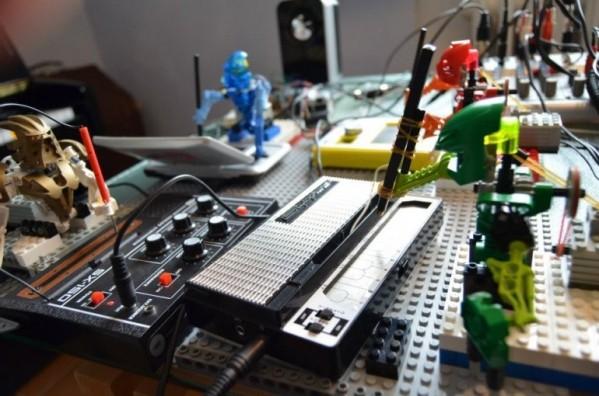 Италияндық  LEGO - музыкалық тобын құрды