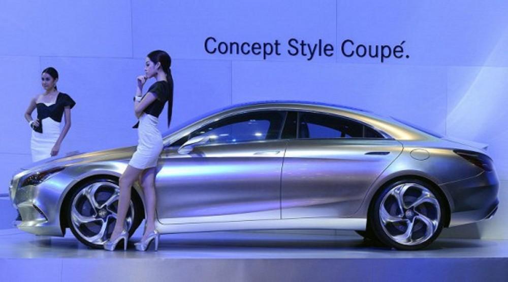 Көрме: Bangkok Motor Show