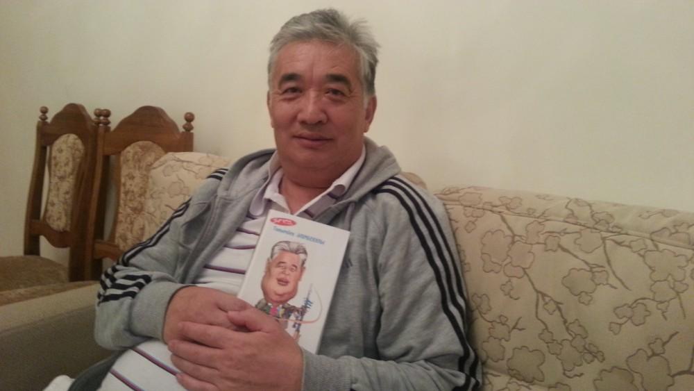 Толымбек Әлімбекұлы, сатирик: «Сатирик болу түсіме де кірмеген»